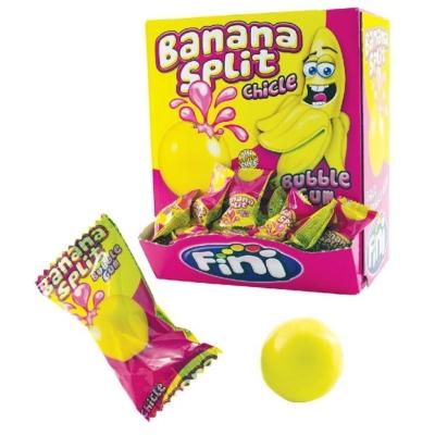 Fini 200Db-os Banán Split Bubble Gum /10071/