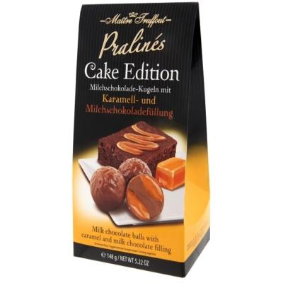 Maitre T. 148G Cake Edition Karamell&Milchschokolade /89669/