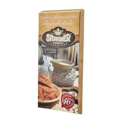 Stühmer vajkaramellakrémmel töltött tejcsokoládé 100 g
