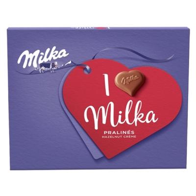 Milka Desszert 110G Nut-Nougat Cream
