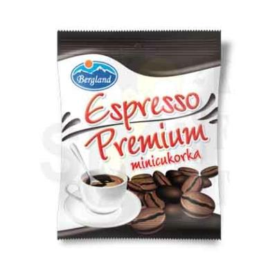Bergland Mini Cukor 60G Espresso