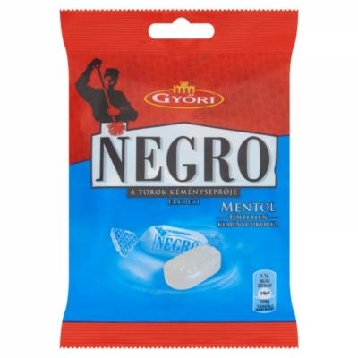 Negro Mentol 79G Győri