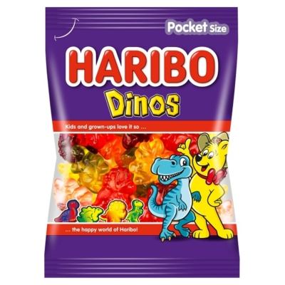 Haribo 100G Dinos