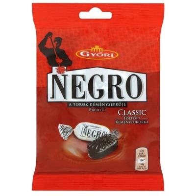 Negro Classic 79G Győri
