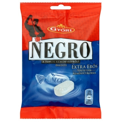 Negro Extra Erős 79G Győri