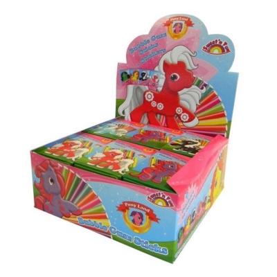 Sweet'N Fun Pony Land 28G Bubble Gum