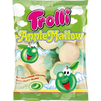 Trolli alma ízű habcukor 150G