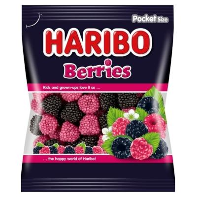 Haribo 100G Berries