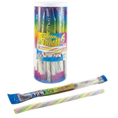 Fini Shooter Tornado színes gumicukor köpöcső 50*28,5G