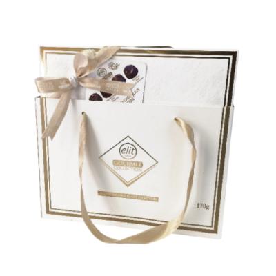Elit Gourmet Collection white Box praliné válogatás 170G