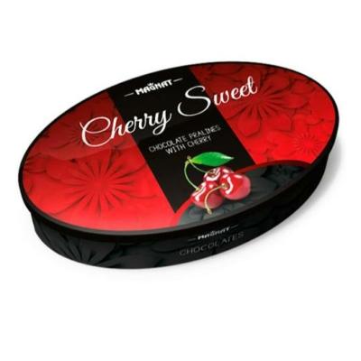 Magnat Cherry Sweet meggyel és brandyvel töltött étcsokoládé praliné 143-147G