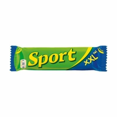 Sport XXL tejcsokoládéval mártott rumos ízű kakaós szelet 51g