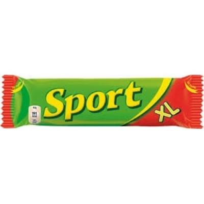 Sport XL étcsokoládéval mártott rumos ízű kakaós szelet 42g