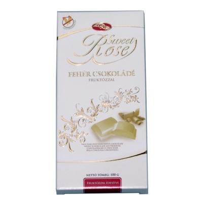 Microse 100G Dia Rose Fehér Csoki