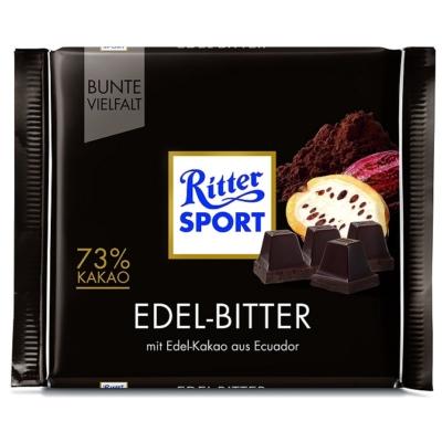 Ritter Sport 100G Fine Extra Dark 73% 464138
