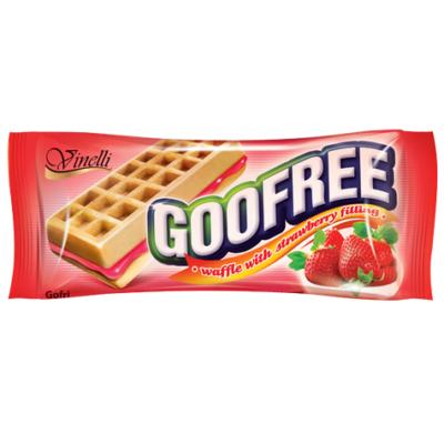 Goofree 50G Epres Krémmel Töltött