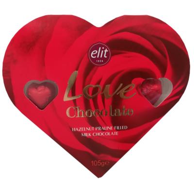 Elit Love Szívdesszert Mogyorókrémmel 105G  /91005867/