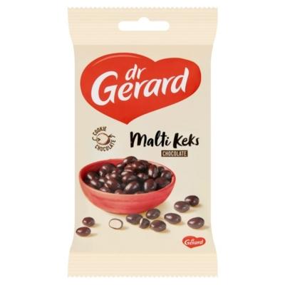 Dr. Gerard 75G Malti Keks étcsokoládéval bevont keksz 75 g