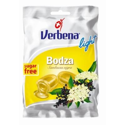 Verbena bodza ízű töltelékkel töltött cukorka 60G Cukormentes