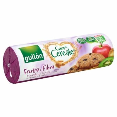 Gullón élelmi rostban gazdag gyümölcsös gabonakeksz 280 g