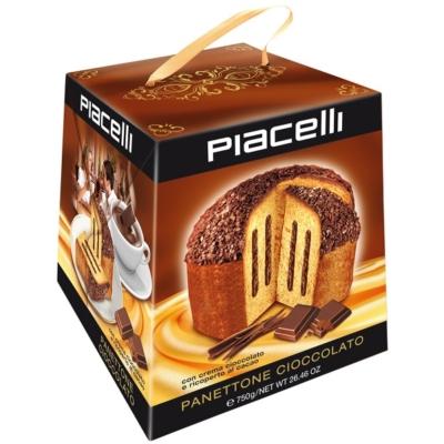 Piacelli Panettone 750G Chocolate /87822/