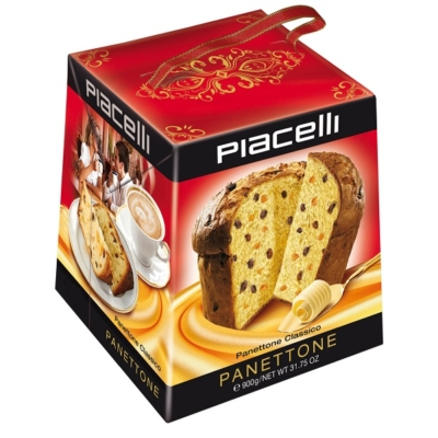 Piacelli Panettone 900G Classic /87824/
