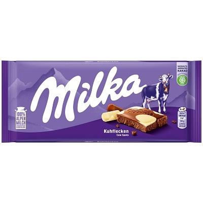 Milka  Foltos-Happy Cows alpesi tejcsolokádé fehércsokoládéval