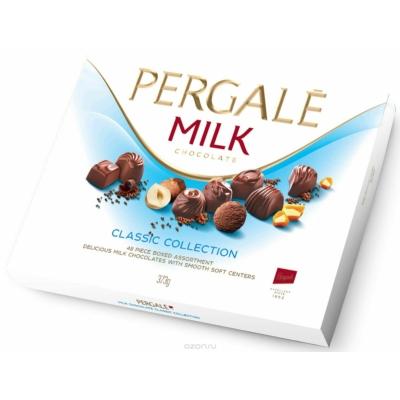 Pergalé 373G Tejcsokoládé Válogatás