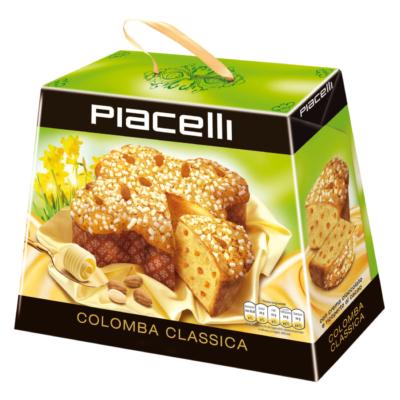 Piacelli Colomba Classica Sütemény 900G