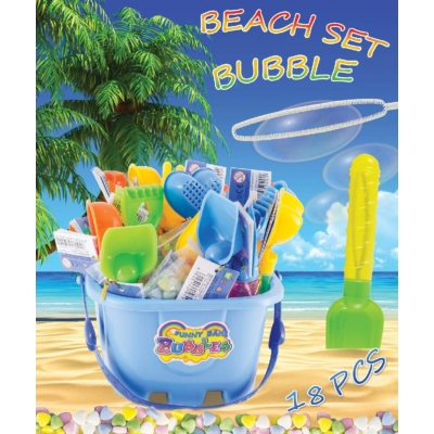 Dulce Vida Beach Set Bubble 5G (733)