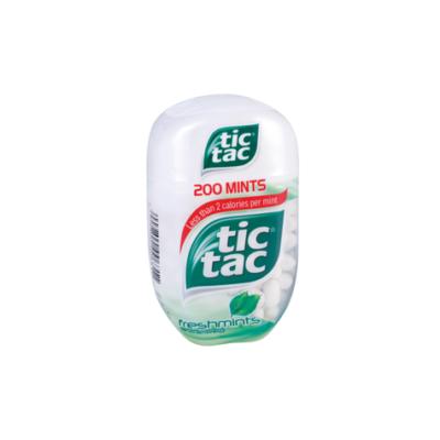 Tic-Tac T200 Mint 98G /Mentol/