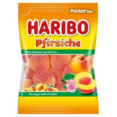 Haribo 100G Pfirsiche (Barack)