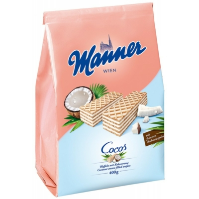 Manner Ostya 400G Cocos
