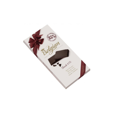 Belgian Dark 85% 100G Étcsokoládé BPTL1006