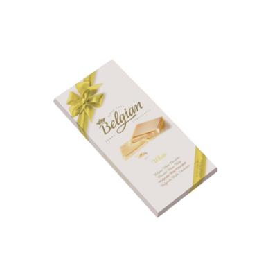 Belgian White Chocolate 100G Fehércsokoládé BPTL1004