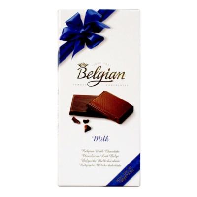 Belgian Milk 100G Tejcsokoládé BPTL1001