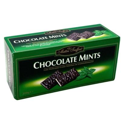 Maitre T. 200G Chocolate Mints /85461/