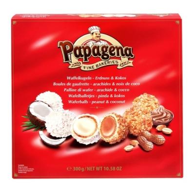 Papagena 300G W.Kugel Erdnus-Koko /85774/