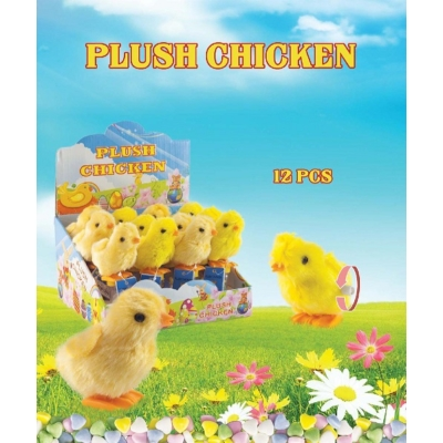 Sweet'N Fun Plush Chicken 60G /5G*12/   250