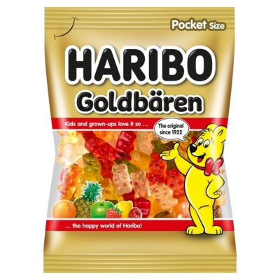 Haribo 100G Goldbären