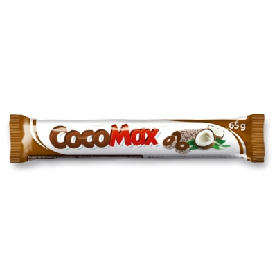 Cocomax Rumos-kakaós ízű kókuszos csemege 65G