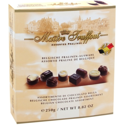 Maitre T. 250G Belgian Assorted  /87196/