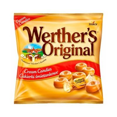Werther's Original  tejszínes töltetlen keménycukorka 90G