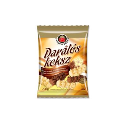 Urbán Darálós, kakaós és vanília ízű Keksz 200G