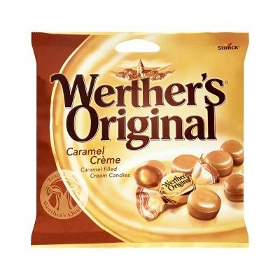 Werther's Original 80G Caramel Creme Karamell Krémmel Töltött