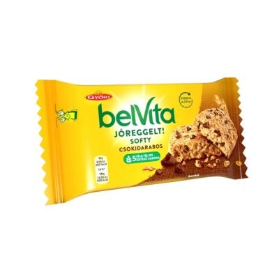 Győri Belvita Jóreggelt csokidarabos keksz 50 g