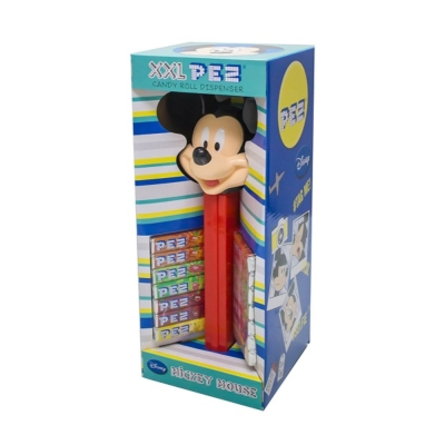 Pez Xxl 119G Mickey Mouse +15 Csomag Pez Cukorka