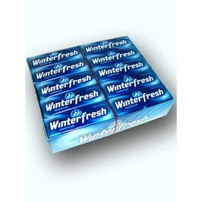 Winterfresh Rágógumi Original  (Sötét Kék) 14G