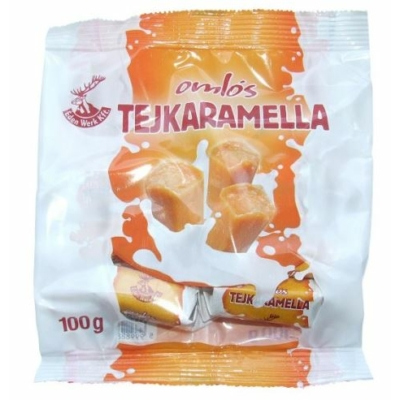 Tejkaramella Éden-Werk 100G Natúr