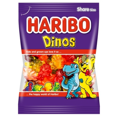 Haribo 200G Dinos